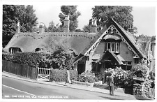 # 015 The Crab Inn Old Village, Shanklin Isle of Wight VGC Posted 1957 RP