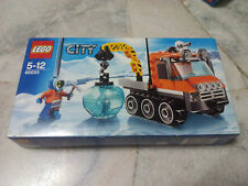 Lego City Arctic Ice Crawler 60033 New MISB