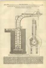 1884 40 ton grue hydraulique portsmouth dockyard hydraulique ingénieurs chester