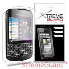 XtremeGuard Clear LCD FULL BODY Screen Protector Shield Skin For BlackBerry Q10