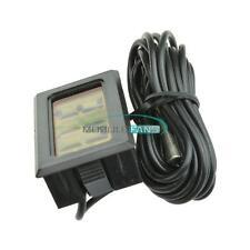 LCD Digital Thermometer for Fridge/Freezer/Aquarium/FISH TANK Temperature MF