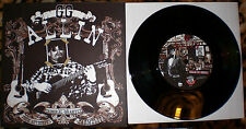 """GG ALLIN/disco lepers Limited Edition Split 7"""" *500 COPIES ONLY* antiseen g.g."""