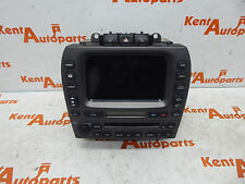 JAGUAR X-TYPE 2003 CD PLAYER SAT NAV RADIO * FREE UK P&P *