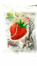 67g Chewy Milk Candy Strawberry Asian Flavor Tropical Sweet & Sour HAOLIYUAN