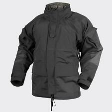 Helikon Tex US GEN II Army ECWCS Cold Wet Weather Nässeschutz Jacke black XLarge