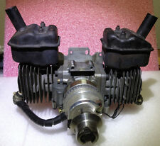 ZENOAH GT80 TWIN CYLINDER RC AIR MODEL ENGINE 4.88 cu in (80cc) JAPAN MADE