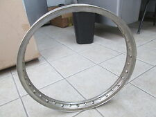 "Vintage Borrani WM0-19 WM0 19"" RM01/4530 1.40x19 140x19 Motorcycle Wheel Rim #31"