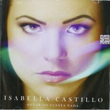 Isabella Castillo - Sonar No Cuesta Nada [New CD]