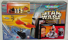 STAR WARS MICRO MACHINES BOBA FETT/CLOUD CITY  TRANSFORMING SET CANADA SEALED