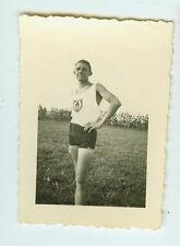 Deutsches Reich 2. Weltkrieg Foto Sportler