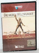 DVD Die sieben Weltwunder - KOLOSSALE WUNDER