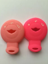 Pink and Peachblow Keyless Remote Key Cover 3B fit for BMW Mini Cooper
