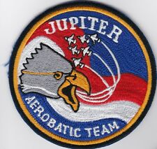 Patch Aufnäher Jupiter Aerobatic Team, Indonesian Air Force, selten, very rare!
