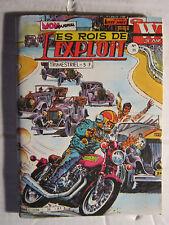 LES ROIS DE L'EXPLOIT   N° 39    TBE