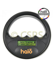 Halo Pet Microchip Reader Scanner, Black
