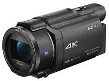 Sony Handycam FDR-AX53 schwarz 4K Camcorder vom Fachhhändler ! AX53 ! FDRAX53