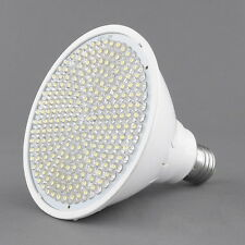 E27 PAR38 216 LED Spot Spotlight Stage Light Lamp Bulb Pure White 220V 5000K