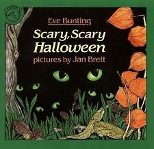 Scary, Scary Halloween by Eve Bunting (1988, Paperback)