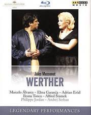 Jules Massenet - Werther New Blu-ray