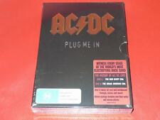 AC/DC - Plug Me In (DVD, 2007, 2-Disc Set)