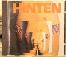 Guru Guru-Hinten German prog cd