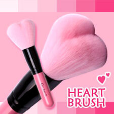 [CORINGCO CoC] Lovely Pink Heart Multi Volume Makeup Brush MADE IN KOREA NEW