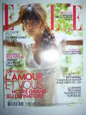 Magazine mode fashion ELLE French #3160 juillet 2006 Helena Christensen