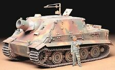 TAMIYA - 1:35 Plastic Model Kit - 38cm Assault Mortar Sturmtiger - #35177