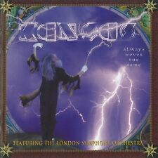 KANSAS - ALWAYS NEVER THE SAME  CD NEU