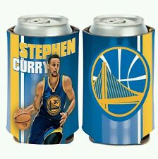 STEPHEN CURRY GOLDEN STATE WARRIORS CAN BOTTLE COOZIE KOOZIE COOLER NEW FOR 2016