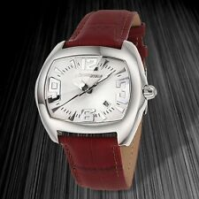 Chronotech European Designer Mens Watch / MSRP $860.00 (AVAILABLE IN 2 COLORS)