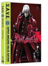 Devil May Cry: The Complete Series S.A.V.E. Complete Anime Box / DVD Set NEW!