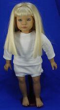 """Heidi Ott  Nude Naked Doll Body  Girl Vinyl 18"""" (48cm) Doll Last Stock  #T47"""