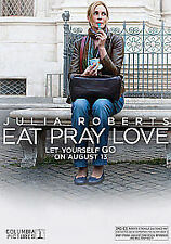Eat Pray Love (DVD, 2011) - Brand New sealed