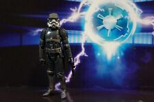 Star Wars The Force Unleashed Commemorative Shadow Stormtrooper Loose Figure
