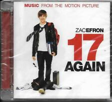 CD 17 AGAIN MUSIC FROM THE MOTION PICTURE 13T THE VIRGINS/THE KOOKS .....NEUF