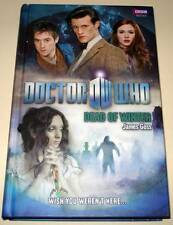 DOCTOR WHO : DEAD OF WINTER  BBC Hardback Book 2011  VFN
