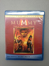The Mummy Tomb of the Dragon Emperor (Blu-Ray & Bonus Features), Used, Discs=NM