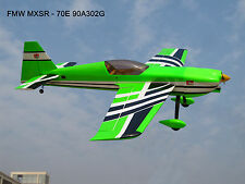 MXSR - 70E RC ARF (Green) (XY-302)