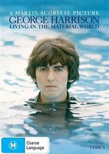 George Harrison - Living in the Material World (DVD, 2011) R4