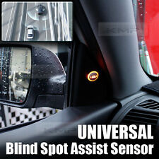 Blind Spot Assist Warning LED Sensor Light Back Up Alarms Buzzer For BMW