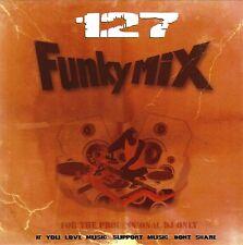 Funkymix 127 CD Ultimix Records  Jason DeRulo,Baby Bash,Jay Z,Beyonce',R.Kelly