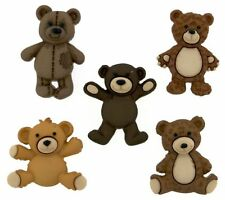 Jesse James Buttons ~ Dress It Up ~ STUFFED WITH LOVE 7694 TEDDY BEARS ~ CRAFTS