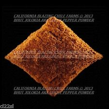 1 oz. 100% Pure Bhut Jolokia Powder Insanely HOT! Free Shipping in USA only!