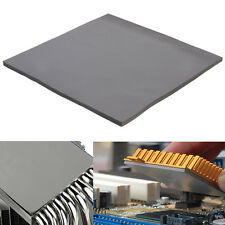 100mm Square 3mm Thermal Heatsink Transfer Cooling Pad Double Sided Adhesive