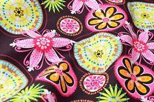 100% Baumwollstoff Blumen Blümchen Meterware 115 cm breit Patchwork Frowein