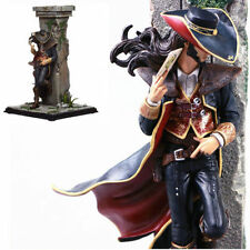 "League of Legends Lady Luck Is Smiling Twisted Fate LOL 11.81"" Figure Figurine a"