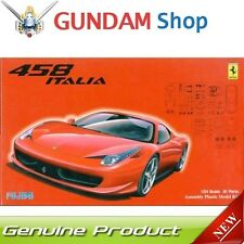 FUJIMI Ferrari 458  Italia 1/24  Best Car Series No.81 JAPAN