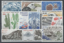 TAAF - ANNEE COMPLETE 1986 - TIMBRES NEUFS LUXE **