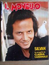 IL MONELLO n°45 1974 Mago SILVAN -  Io Proprio Io Claudia Cardinale  [G391]